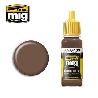 MIG Jimenez MIG 0139 Reddish Earth (17 ML)