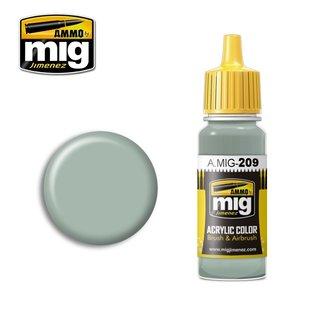 MIG Jimenez MIG 0209 FS 36495 Light Gray (17 ML)