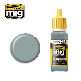 MIG Jimenez MIG 0212 FS 26373 Silver Grey (17 ML)