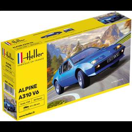Heller Heller 80146 Alpine A310 (Schaal 1:43)