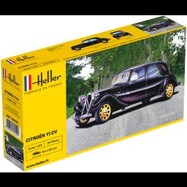Heller Heller 80159 Citroën 11 CV (Maßstab 1:43)