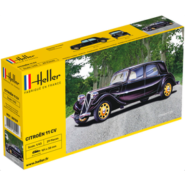 Heller Heller 80159 Citroën 11 CV (Scale 1:43)