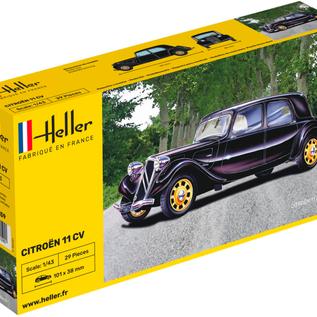 Heller Heller 80159 Citroën 11 CV (Schaal 1:43)