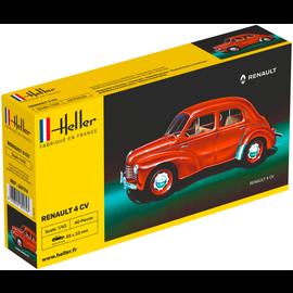 Heller Heller 80174 Renault 4CV (Maßstab 1:43)