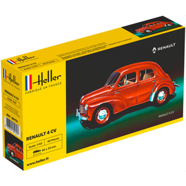 Heller Heller 80174 Renault 4CV (Scale 1:43)