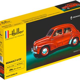 Heller Heller 80174 Renault 4CV (Schaal 1:43)