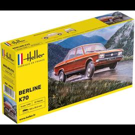 Heller Heller 80176 Berline K70 (Scale 1:43)