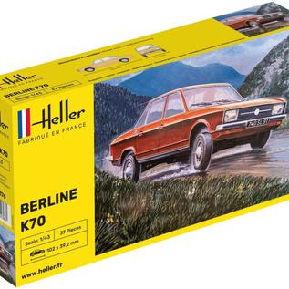 Heller Heller 80176 Berline K70 (Schaal 1:43)