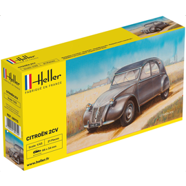 Heller Heller 80175 Citroën 2C (Scale 1:43)