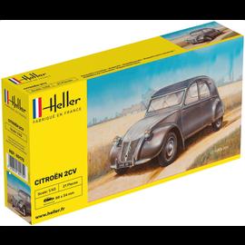 Heller Heller 80175 Citroën 2C (Schaal 1:43)