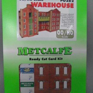 Metcalfe Metcalfe PO282 Speicher (Baugröße H0/OO, Karton)