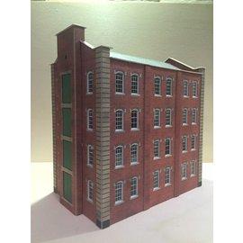 Metcalfe Metcalfe PO282 Warehouse (H0/OO gauge)