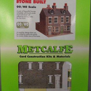 Metcalfe Metcalfe PO262 Stone terraced houses (H0/OO gauge)