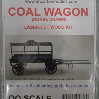 Ancorton Models Kohlewagen (Baugröße H0/OO Lasergeschnitten)