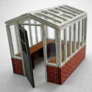 Ancorton Models Gewächshaus (Klein) (Baugröße H0/OO)