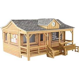 Metcalfe Metcalfe PO410 Wood pavilion (H0/OO)