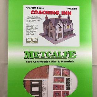 Metcalfe Metcalfe PO228 Coaching inn (H0/OO gauge)