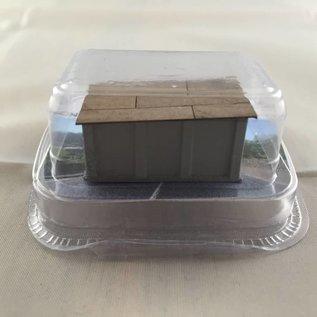 Ancorton Models Concrete garage, N gauge, 3D print