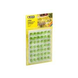 NOCH Grasbüschel, Mini Set XL,12 mm, Feldpflanzen, Spur H0