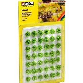NOCH Bosjes Gras 6 mm Veldplanten