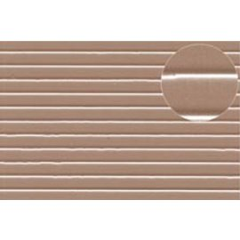 Slater's Plastikard SL433 Plasticard Spaced planking 2mm grey