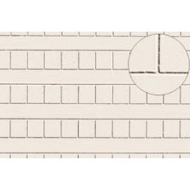 Slater's Plastikard SL427 Zelfbouwplaat Leien dak schaal H0, Plastic