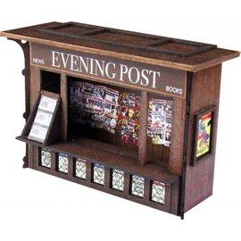 Metcalfe Metcalfe PO517 Kiosk / Tijdschriftenverkoop (schaal H0/OO)