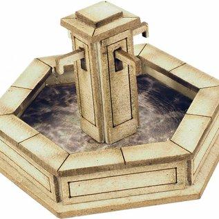 Metcalfe Metcalfe PO522 Stenen fontein (schaal H0/OO)