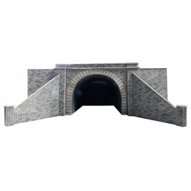 Metcalfe Metcalfe PO243 Single track tunnel entrances (H0/OO gauge)