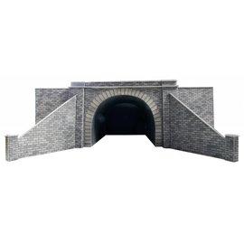 Metcalfe Metcalfe PO243 Single track tunnel entrances (H0/OO gauge)