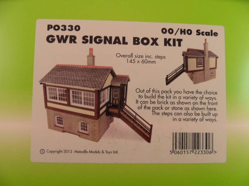 Ho Gwr Stellwerk PO330 Oo