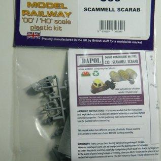 Dapol C033 Scammel Scarab