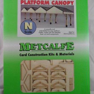 Metcalfe Metcalfe PN940 Perronoverkapping (N Schaal)