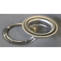Materiaal: Koper-Vernikkeld, Type / Diameter: 7B: 15 mm, Onderdeel: Kous 100 stuks