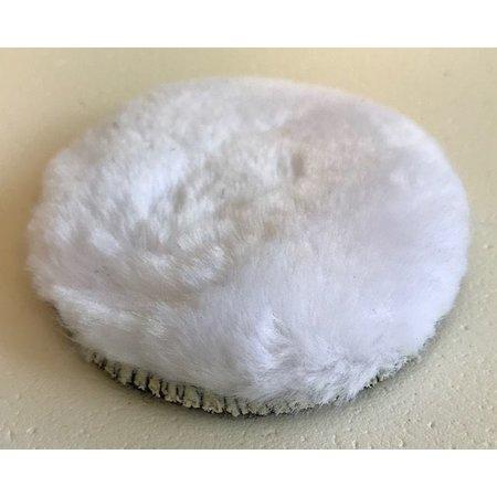 Polijst pad wol