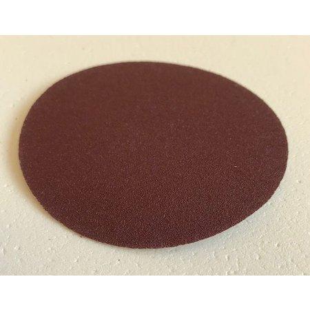 Polijst schuurpad 120 diameter 80 mm