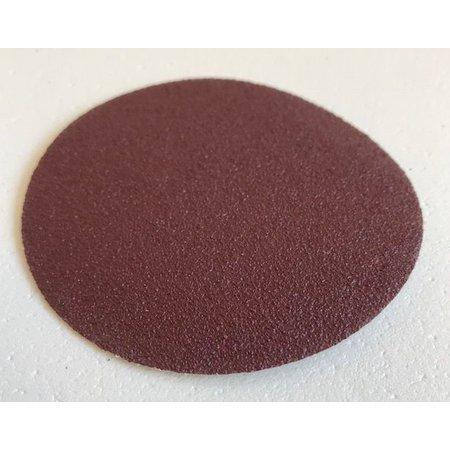 Polijst schuurpad 180 diameter 80 mm
