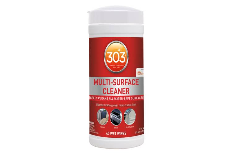 303 Products Multi-Surface Cleaner Wipes 40x