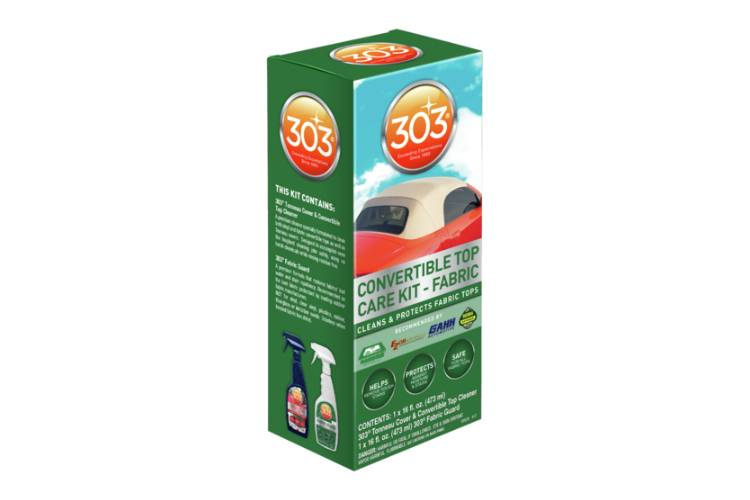 303 Products Cabriokap Care Stof 475 ml