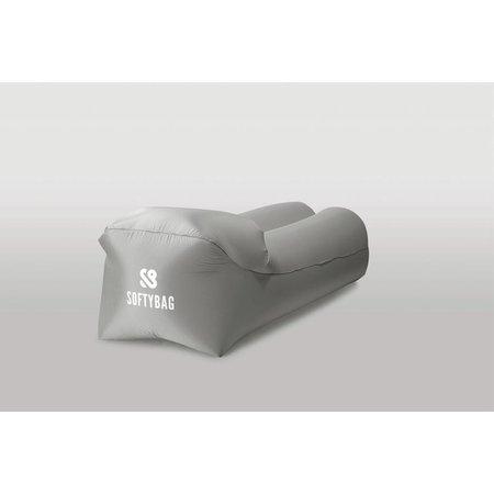 Softybag AB Softybag Mystic Grey 175 x 75 x 50 cm