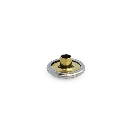 Prym Drukknoop K-V Deel A (stift 5mm) Type 3000 / 24. Diameter 15,2 mm.