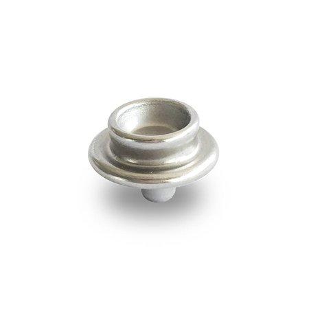 DOT® Fasteners Drukknoop RVS ontvanger doekdeel deel C