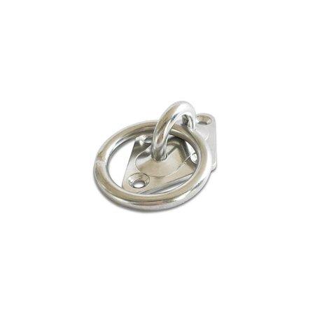 Marinetech Dekoog RVS Ruit met ring