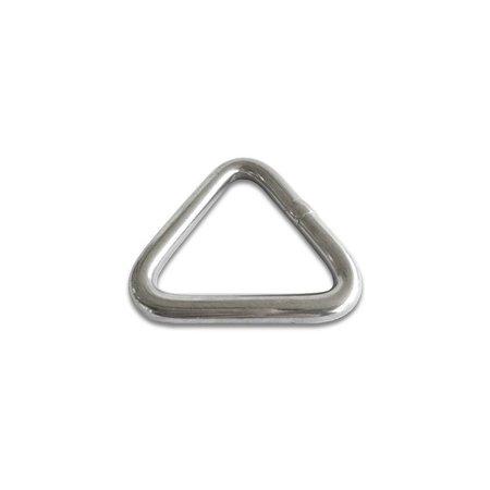 Marinetech Triangel Ring RVS