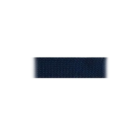 Boordband / Biesband Marine Blauw acryl 20 mm.  voor het afbiezen van onafgewerkte doekranden.