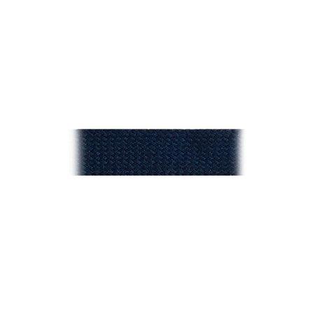 Markilux Boordband / Biesband Marine Blauw acryl 20 mm.  voor het afbiezen van onafgewerkte doekranden. Prijs per meter.