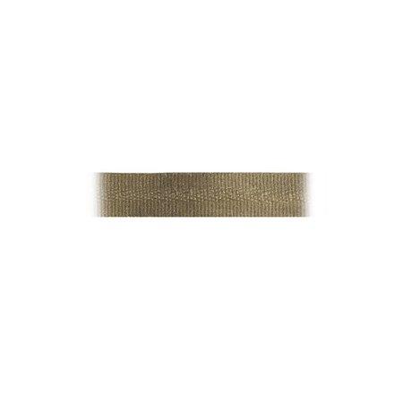 Sunbrella Boordband / Biesband 24 mm Taupe 5548. Prijs per meter.