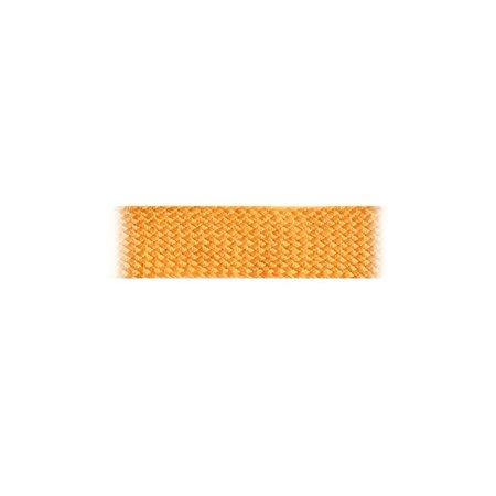 Markilux Boordband / Biesband Camel acryl 20 mm.  voor het afbiezen van onafgewerkte doekranden. Prijs per meter.