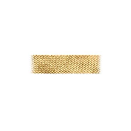 Markilux Boordband / Biesband Beige acryl 20 mm.  voor het afbiezen van onafgewerkte doekranden. Prijs per meter.
