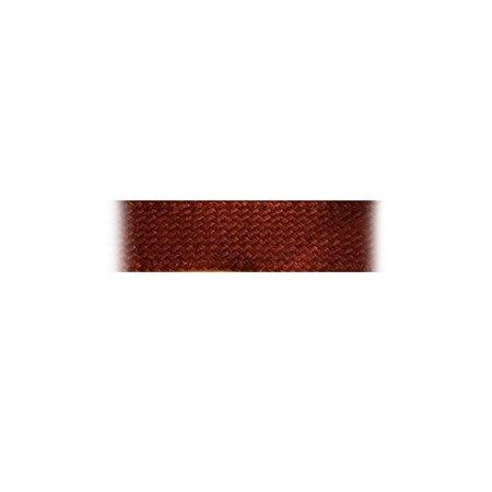 Boordband / Biesband Bordeaux acryl 20 mm.  voor het afbiezen van onafgewerkte doekranden.  Prijs per meter.